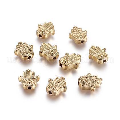 Brass BeadsUS-KK-G365-02G-1
