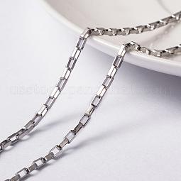 304 Stainless Steel Venetain Chains US-CHS-H007-34P
