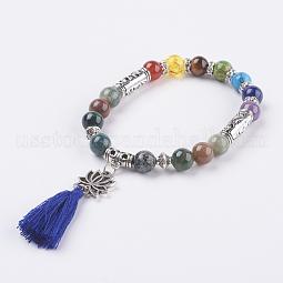 Chakra Jewelry US-BJEW-JB03524-02