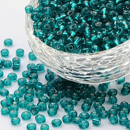 6/0 Glass Seed Beads US-SEED-A005-4mm-51A