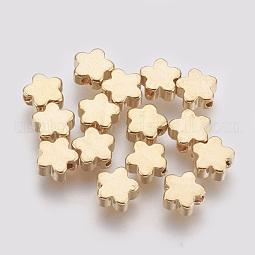 Brass Beads US-X-KK-T014-104G
