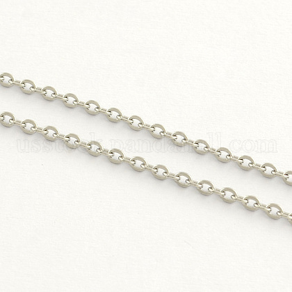 304 Stainless Steel Cable ChainsUS-CHS-Q001-07-1