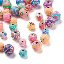 Handmade Polymer Clay Beads US-CLAY-MSMC002-M1