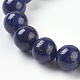 Natural Lapis Lazuli Beads StrandsUS-G-G087-10mm-3